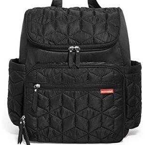 Skip Hop Forma Travel Carry All Diaper Backpack